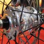 Das leichteste Kraftwerk fürs Bike, optimiert auf Leichtlauf und LED-Lampen