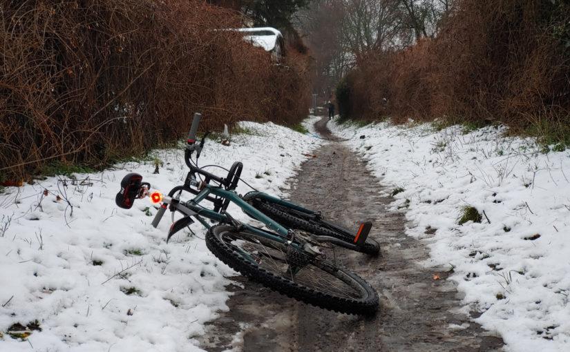 Der Winter in Berlin …. und ein Ziel